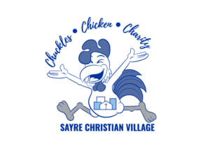 Chuckles Chicken Charity Logo